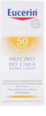 Eucerin Sun lotiune solara light SPF 50 3