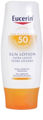 Eucerin Sun lotiune solara light SPF 50