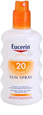 Eucerin Sun védő spray SPF 20 1