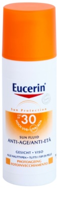 Eucerin Sun protetor fluido antirrugas SPF 30