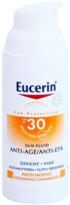 Eucerin Sun захисний флюїд проти зморшок SPF 30 1