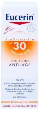 Eucerin Sun захисний флюїд проти зморшок SPF 30 3