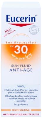 Eucerin Sun zaščitni fluid proti gubam SPF 30 3