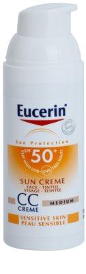 Eucerin Sun CC Creme SPF 50+ 1