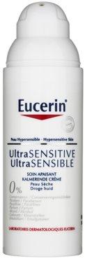 Eucerin UltraSENSITIVE crema calmante para pieles secas 1