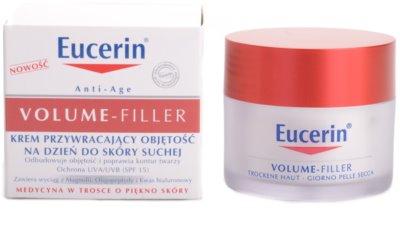 Eucerin Volume-Filler creme de dia lifting para pele seca 1