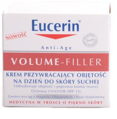 Eucerin Volume-Filler creme de dia lifting para pele seca 2