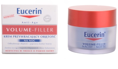 Eucerin Volume-Filler нічний крем-ліфтинг 1