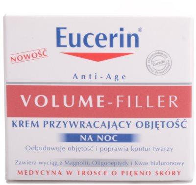 Eucerin Volume-Filler нічний крем-ліфтинг 2