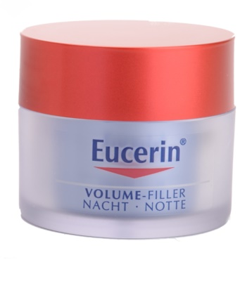 Eucerin Volume-Filler crema de noapte cu efect lifting