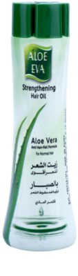 Eva Aloe Vera erősítő olaj hajhullás ellen