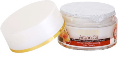 Eveline Cosmetics Argan Oil verjüngende Tagescreme gegen Falten 1