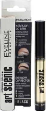 Eveline Cosmetics Art Scenic коректор  за вежди 3
