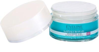 Eveline Cosmetics BioHyaluron 4D дневен и нощен крем 30+ 1