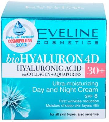 Eveline Cosmetics BioHyaluron 4D дневен и нощен крем 30+ 3