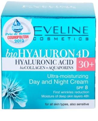 Eveline Cosmetics BioHyaluron 4D krem na dzień i na noc 30+ 3