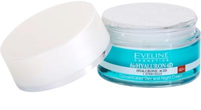 Eveline Cosmetics BioHyaluron 4D creme de dia e noite  40+ 1
