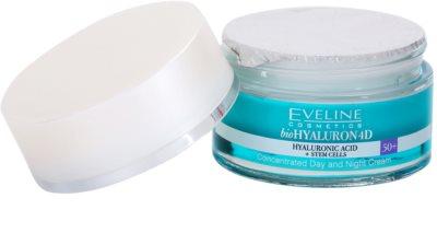 Eveline Cosmetics BioHyaluron 4D krem na dzień i na noc 50+ 1