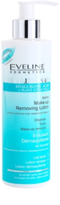 Eveline Cosmetics BioHyaluron 4D lapte demachiant 3 in 1