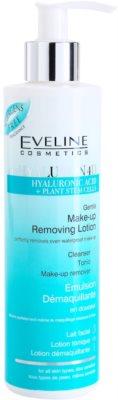 Eveline Cosmetics BioHyaluron 4D leche desmaquillante 3 en 1