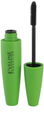 Eveline Cosmetics Big Volume Lash szempillaspirál a szempilla hosszabbításáért és regenerálódásáért