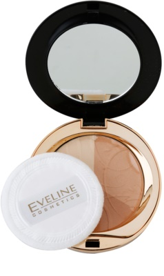 Eveline Cosmetics Celebrities Beauty matující pudr s minerály 1