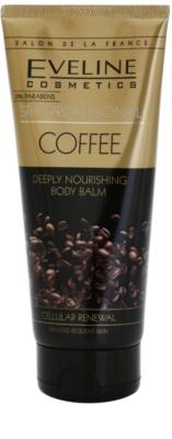 Eveline Cosmetics SPA Professional Coffee глибоко зволожуючий бальзам для тіла