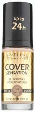 Eveline Cosmetics Cover Sensation acoperire make-up
