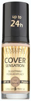 Eveline Cosmetics Cover Sensation fedő make-up