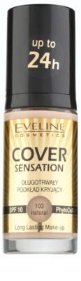 Eveline Cosmetics Cover Sensation Тональний крем