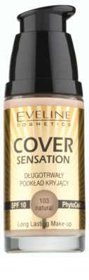 Eveline Cosmetics Cover Sensation acoperire make-up 1