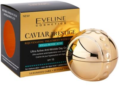 Eveline Cosmetics Caviar Prestige 45+ dnevna krema proti gubam 2