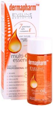 Eveline Cosmetics Dermapharm telový olej 8 v 1 1