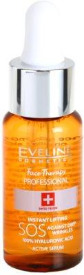 Eveline Cosmetics Face Therapy serum za obraz proti gubam