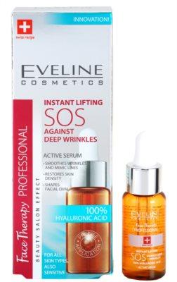 Eveline Cosmetics Face Therapy serum za obraz proti gubam 2
