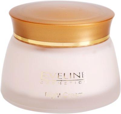 Eveline Cosmetics 24k Gold & Diamonds omlazující noční krém
