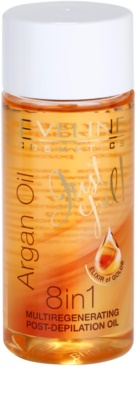 Eveline Cosmetics Argan Oil Just Epil! regeneračný olej po depilácií