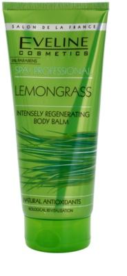 Eveline Cosmetics SPA Professional Lemongrass regenerační balzám
