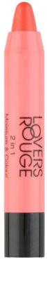 Eveline Cosmetics Lovers Rouge hydratační balzám na rty