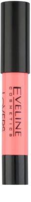 Eveline Cosmetics Lovers Rouge хидратиращ балсам за устни 1