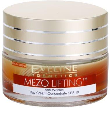 Eveline Cosmetics Mezo Lifting creme de dia - concentrado antirrugas