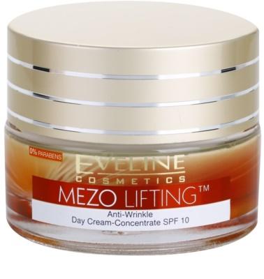 Eveline Cosmetics Mezo Lifting nappali krém - koncentrátum a ráncok ellen