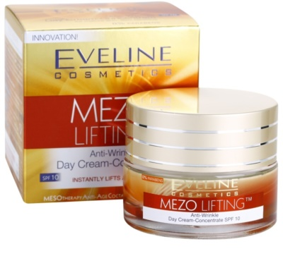 Eveline Cosmetics Mezo Lifting Tagescreme-Konzentrat gegen Falten 2