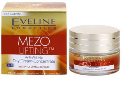 Eveline Cosmetics Mezo Lifting Tagescreme-Konzentrat gegen Falten 3
