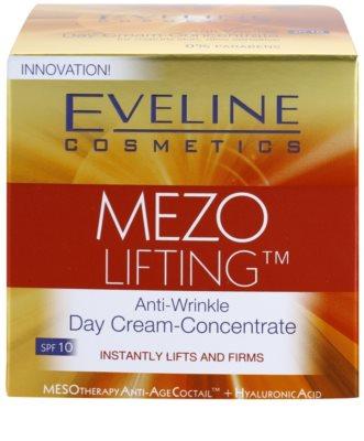 Eveline Cosmetics Mezo Lifting nappali krém - koncentrátum a ráncok ellen 4