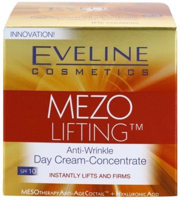 Eveline Cosmetics Mezo Lifting Tagescreme-Konzentrat gegen Falten 4
