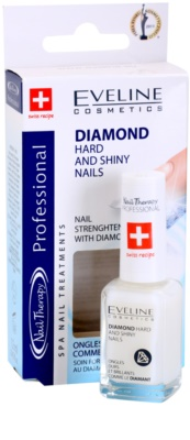 Eveline Cosmetics Nail Therapy festigender Nagellack 2