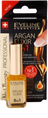 Eveline Cosmetics Nail Therapy regenerierendes Elixier Für Nägel und Nagelhaut 1
