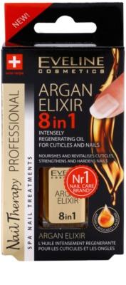 Eveline Cosmetics Nail Therapy regenerierendes Elixier Für Nägel und Nagelhaut 3