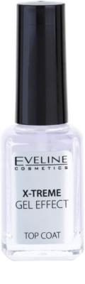 Eveline Cosmetics Nail Therapy esmalte de uñas de acabado para dar brillo